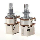 Jual A500K B500K Push Pull Control Pot Potentiometer For Electric Guitar Bass Intl Ori