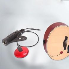 Review Pada Aktif Preamp Akustik Gitar Pickup Meningkatkan Gitar Eq Menyesuaikan Suara Intl