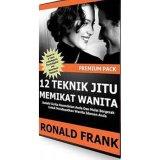 Diskon Ada Murah 12 Teknik Jitu Memikat Wanita By Ronald Frank Branded