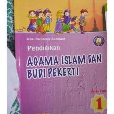 AGAMA ISLAM KLS 1 SD YUDISTIRA 2013 - BUKU SEKOLAH