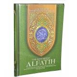 Harga Al Fatih Al Quran Besar Al Quran Tajwid Terjemah Per Kata Alfatih Ukuran A4 Hijau Origin