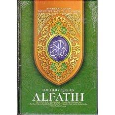 Jual Beli Al Fatih Al Quran Perkata Hard Cover A5 Baru Indonesia
