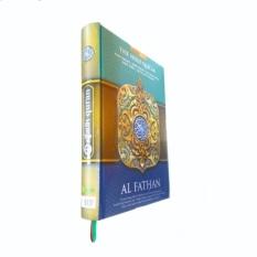 Diskon Al Fatih The Holy Quran Al Fathan Tajwid Warna A5