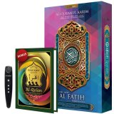 Model Al Quran Al Fatih Talking Pen New Edition Al Qolam Terbaru