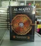 Toko Al Qur An Tajwid Al Majid Disertai Terjemah A5 Lengkap
