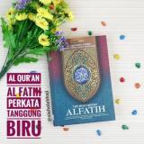 Harga Hemat Al Quran Al Fatih Tafsir Terjemahan Perkata Tajwid Tanggung Biru