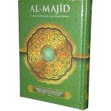 Beli Al Quran Al Majid Sedang Al Quran Tajwid Terjemah Almajid Ukuran A5 Hijau Pake Kartu Kredit