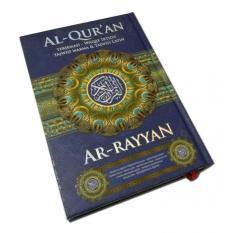 Spesifikasi Al Quran Ar Rayyan Terjemah Waqaf Ibtida Tajwid Warna A5 Baru
