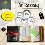 Spek Al Quran Ar Razzaq Tajwid Terjemah Pelangi A6 For Man Dki Jakarta