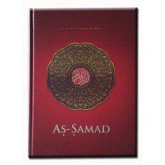 Diskon Al Quran As Samad Tajwid Warna A4 Al Quran As Samad Dki Jakarta