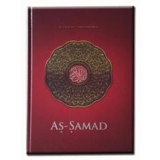 Beli Barang Al Quran As Samad Tajwid Warna A5 Merah Online