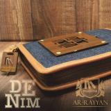 Spesifikasi Al Quran Madina Ar Rayyan Special For Men Denim Merk Madina Alquran