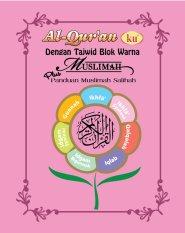 Al Qur An Muslimah Saku Resleting Pink Indonesia Diskon 50
