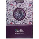 Review Al Quran Tajwid Dan Terjemah Syaamil Azalia Hishna Ukuran A5 Ungu Alquran Ukuran Sedang Terbaru