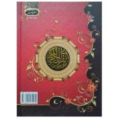 Al Quran Tanpa Terjemah Al Mukmin - Toha Putra - Alquran Kecil