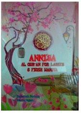 Al Quran Terjemah Dan Fiqih Untuk Wanita Annisa Al Qur An Diskon 40