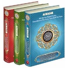 Review Al Quran Terjemah Perkata Dan Kode Tajwid Al Wasim A4 Alquran Besar Terbaru