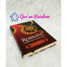 Al Quran Terjemah Perkata dan Tajwid Warna Robbani A5/Sedang - Merah