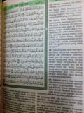Promo Al Quran Terjemah Syaamil Cordova Resleting A6 Coklat Alquran Kecil Alquran Terbaru