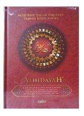 Diskon Al Quran Terjemah Tafsir Perkata Dan Tajwid Kode Angka Al Hidayah A5 Alquran Ukuran Sedang