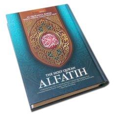 Pustaka Al Fatih - Al Quran Terjemahan Dengan Tafsir Perkata The Holy Quran Al-Fatih (A4)