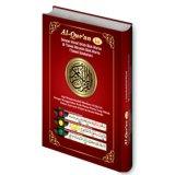 Cara Beli Al Qur An Waqaf Ibtida Khat Disertai Rambu Rambu Berwarna Merah Marun