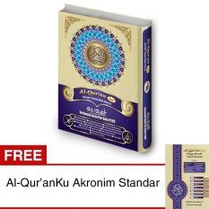 Diskon Al Quranku Al Adil Terjemah Kata Per Kata Plus Gratis Akronim Standard Akhir Tahun