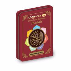 Spesifikasi Al Quranku Saku Ibadah Terjemah Resleting New Maroon Terbaru