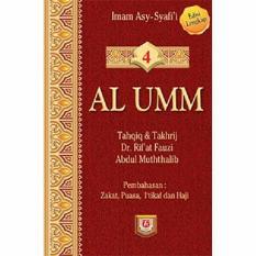 Al-Umm Jilid 4 (Kitab Fiqih Imam Syafii) - Pustaka Azzam
