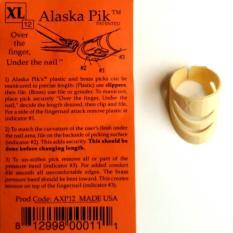 Alaska Pik ukuran XL Extra Large / Pick Jari Sung Ha Jung