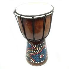Alat Musik Tradisional Jimbe - T30 (alat Musik - Pajangan Dekorasi) By Globalnetlive.