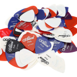 Jual Alice Ap 100P 100 Buah 58Mm 71Mm 81Mm Plectrums Picks Gitar Alice Di Tiongkok