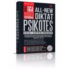 Jual Beli All New Diktat Psikotes Edisi Superlengkap Dki Jakarta