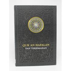 Toko Almahira Quran Hafalan Dan Terjemahan A5 Black Almahira Online