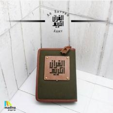 Toko Alquran For Man Ar Rayyan Army For Man Madina Alquran Free Tasbih Murah Di Indonesia