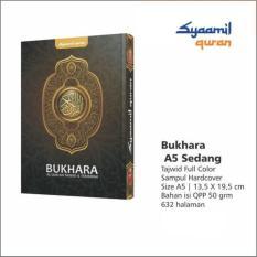 Toko Alquran Tajwid Warna Bukhara Al Quran Syaamil A5 Terjemahan Terlengkap Jawa Barat