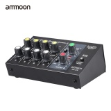 Jual Ammoon Am 228 Ultra Compact Low Noise 8 Saluran Logam Mono Stereo Audio Sound Mixer Dengan Adaptor Daya Kabel Intl Online Di Tiongkok