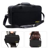 Harga Ammoon Kasus Klarinet Gig Bag Backpack Kotak Tahan Air 600D Foam Cotton Padding Dengan Adjustable Tali Bahu Tunggal Outdoorfree Intl