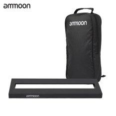 Harga Ammoon Db 1 Mini Aluminium Paduan Gitar Pedal Board With Tas For Membawa Kaset Unbranded