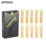 Iklan Ammoon Kelas Tinggi Eb Alto Saksofon Sax Buluh Bambu Kekuatan 2 10 Pcs Box Intl