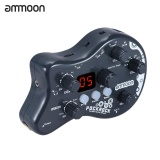 Ongkos Kirim Ammoon Pockrock Portable Guitar Multi Effects Processor Effect Pedal 15 Effect Types 40 Drum Rhythms Tuning Function With Power Adapter Uk Intl Di Tiongkok