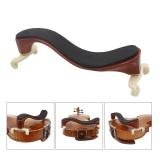Spesifikasi Ammoon Violin Shoulder Rest Maple Kayu Untuk 3 4 4 4 Biola Biola Dengan Kain Pembersih Intl Merk Not Specified