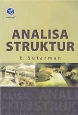 ANALISA STRUKTUR - E. SUTARMAN - BUKU TEKNIK B61