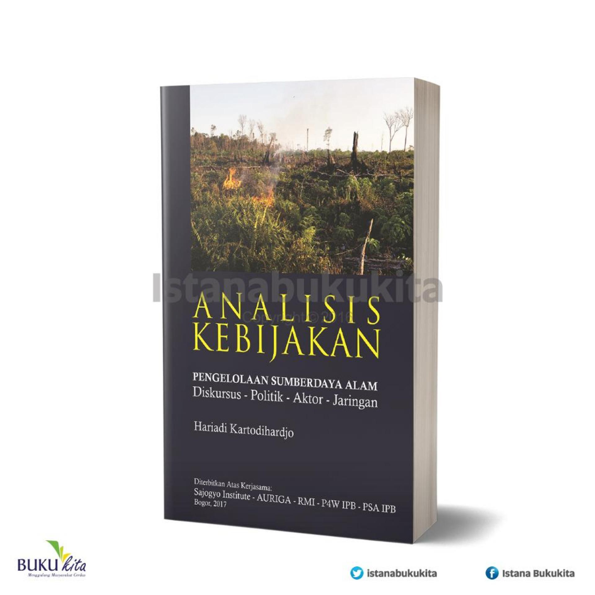 Pencarian Termurah Analisis Kebijakan Pengelolaan Sumberdaya Alam harga penawaran - Hanya Rp82.200