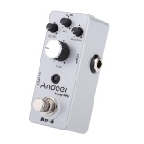 Toko Andoer Tc 31 Ad 6 Analog Delay Guitar Effect Pedal True Bypass Intl Andoer Di Tiongkok