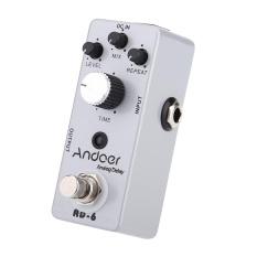 Harga Andoer Tc 31 Ad 6 Analog Delay Guitar Effect Pedal True Bypass Intl Yang Bagus