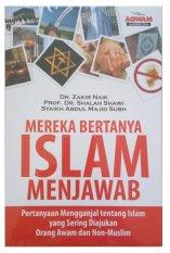 Toko Aqwam Mereka Bertanya Islam Menjawab Termurah Di Dki Jakarta
