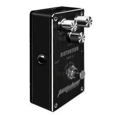 Bumbu-1 ADT Distorsi Efek Pedal Gitar Listrik Campuran Aluminium Perumahan Pintasan Sejati