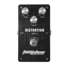 Aroma ADT-1 Distortion Electric Guitar Effect Pedal Aluminum Alloy Housing True Bypass - intl