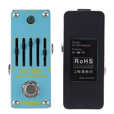 Promo Electric Guitar Effect Pedal Mini Single Effect With True Bypass Not Specified Terbaru